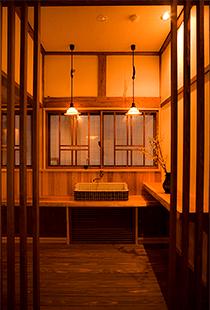 共同の炊事場「水蔵」写真2