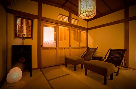 「月山」「葉山」客室写真