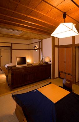 「月山」室内写真2
