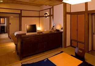 「月山」室内写真4